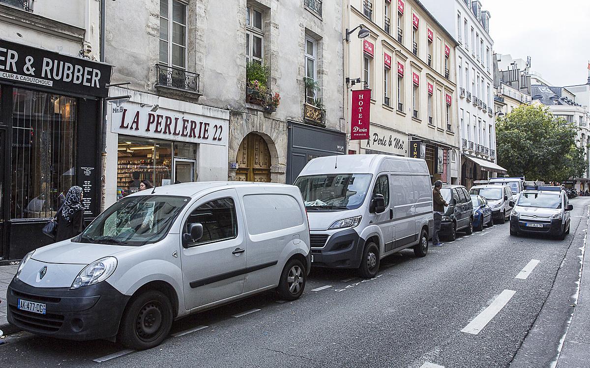 Stationnement Et Livraison Dans Paris Pdf