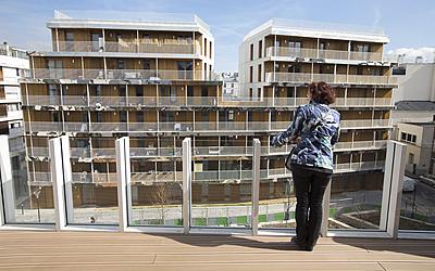 Livraison des logements du projet Breguet et du gymnase Régis Huvier