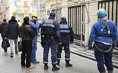 Inspecteurs de sécurité de la Ville de Paris