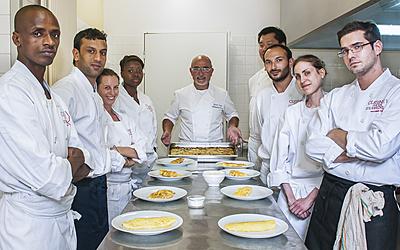 Paris, 31 rue Pixérécourt, Formation Cuisine mode d'emploi(s) créée par le chef cuisinier Thierry Marx et le chef pâtissier Alex Miles