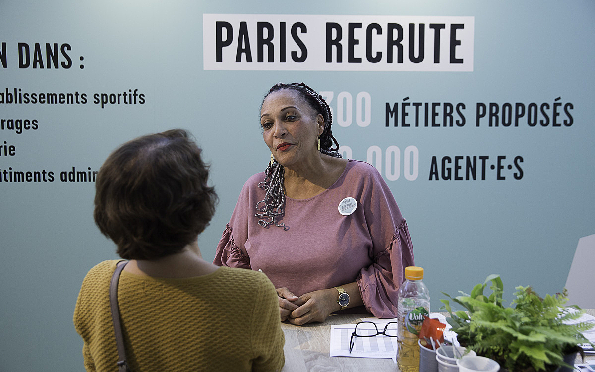 Le Recrutement A La Ville De Paris Ville De Paris
