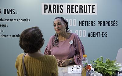 Les Recrutements Sans Concours Ville De Paris