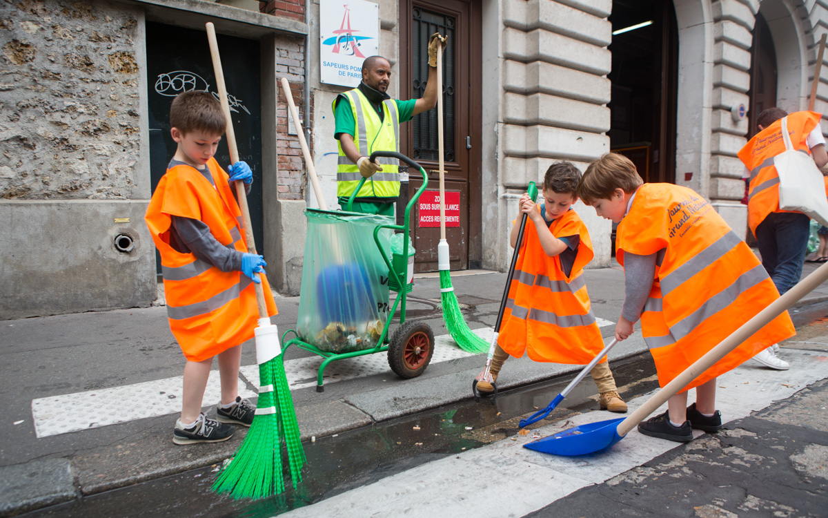 Journée du grand nettoyage 2018