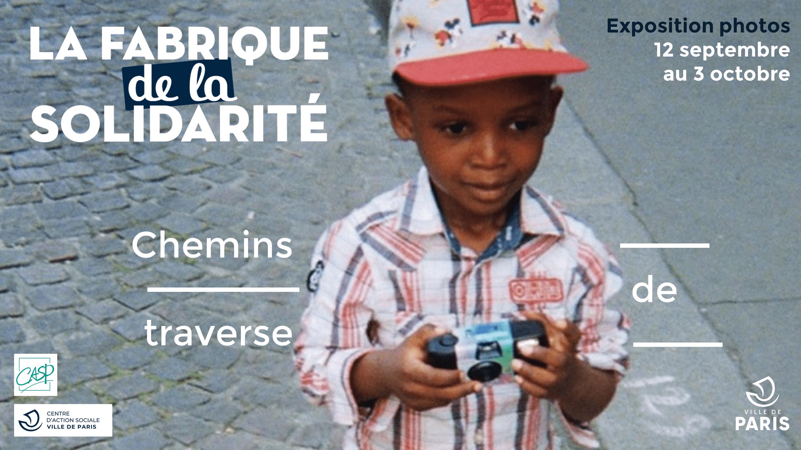 """Exposition photos - """"Chemins de traverse"""""""