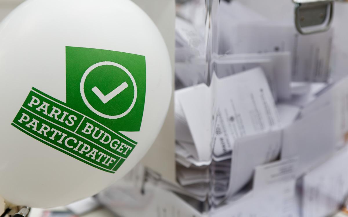 Vote Budget Participatif