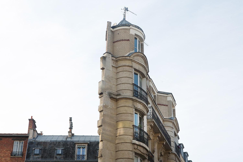 Rue Francœur, 18e