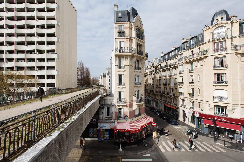 Rue Vaugirard, 15e