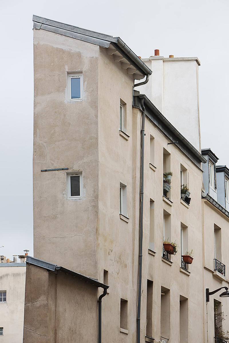 Rue Thouin, 5e