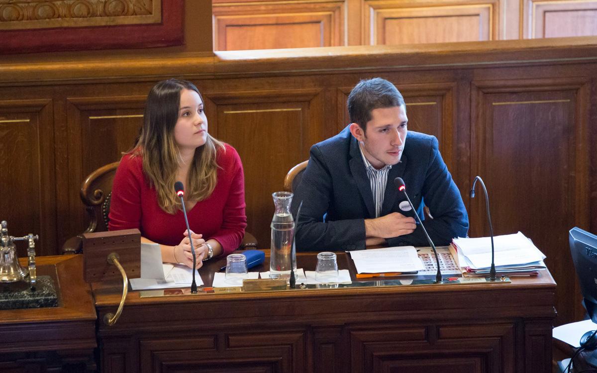 Conseil Parisien de la Jeunesse, promotion Simone Veil