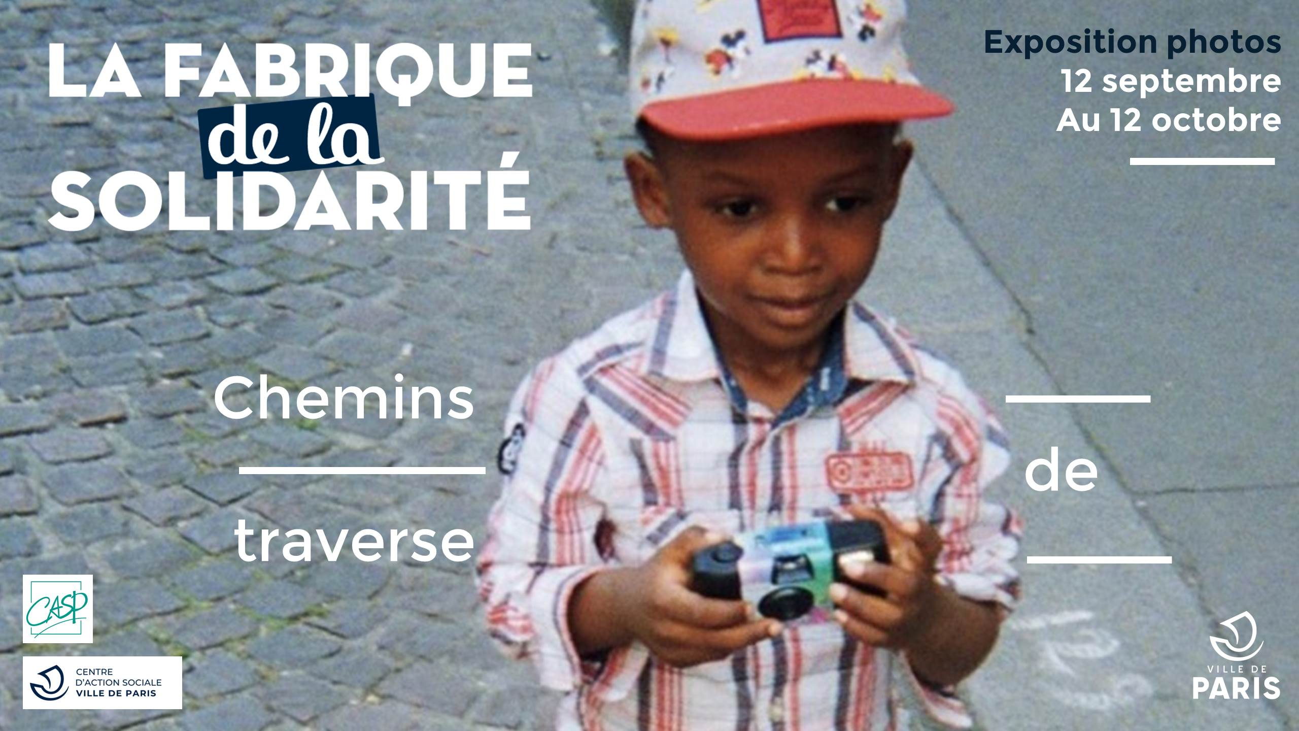 "Exposition photos - ""Chemins de traverse"""