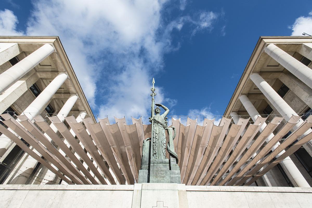 Le Musée d'art moderne de Paris ouvre de nouveau ses portes après une opération de rénovation.