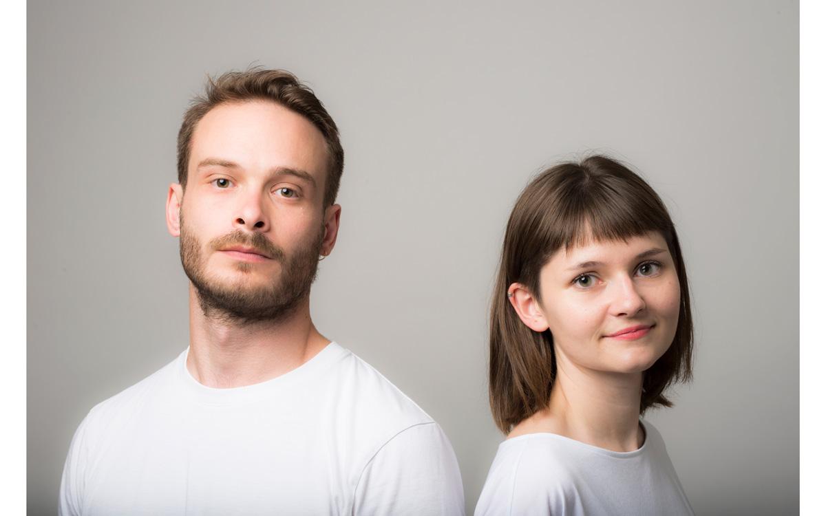 Natacha & Sacha portrait