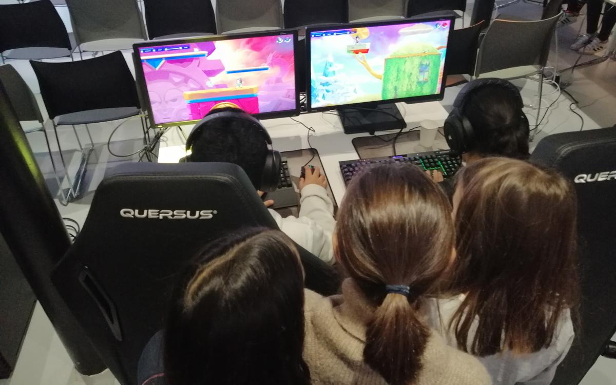 Journée E Sport à  V.Hive et à GamersOrigin