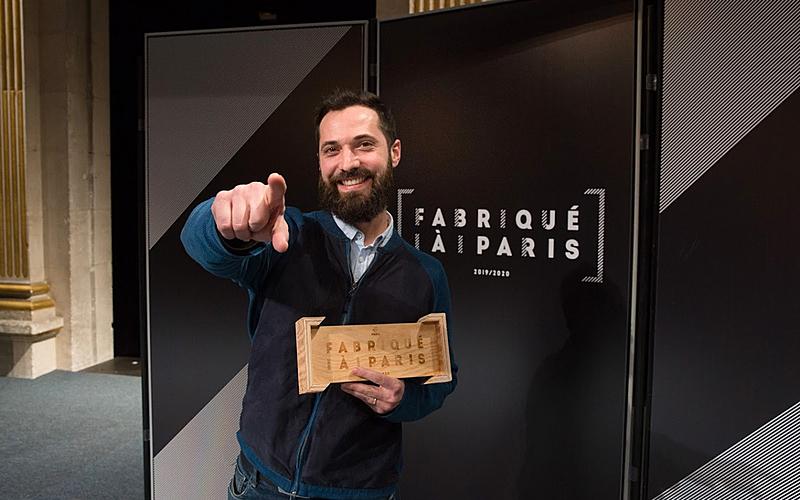 """3e édition de la cérémonie de remise des prix du label """"Fabriqué à Paris"""""""
