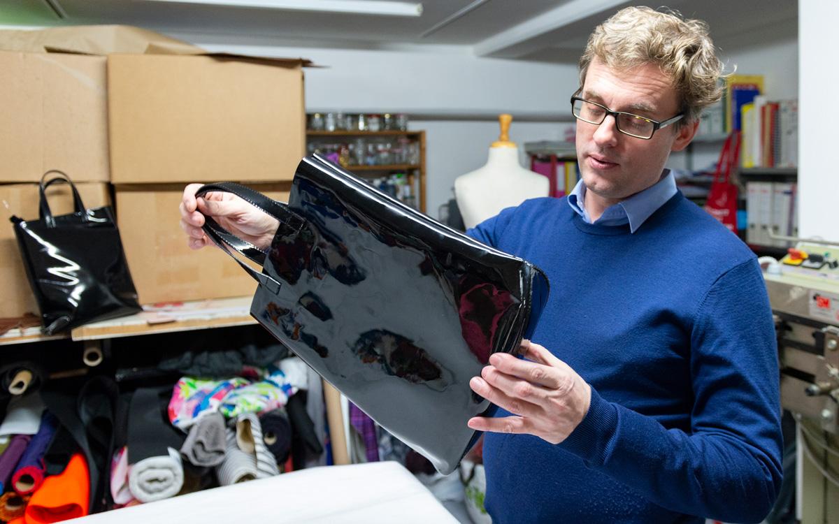 Luc Dognin, créateur styliste indépendant
