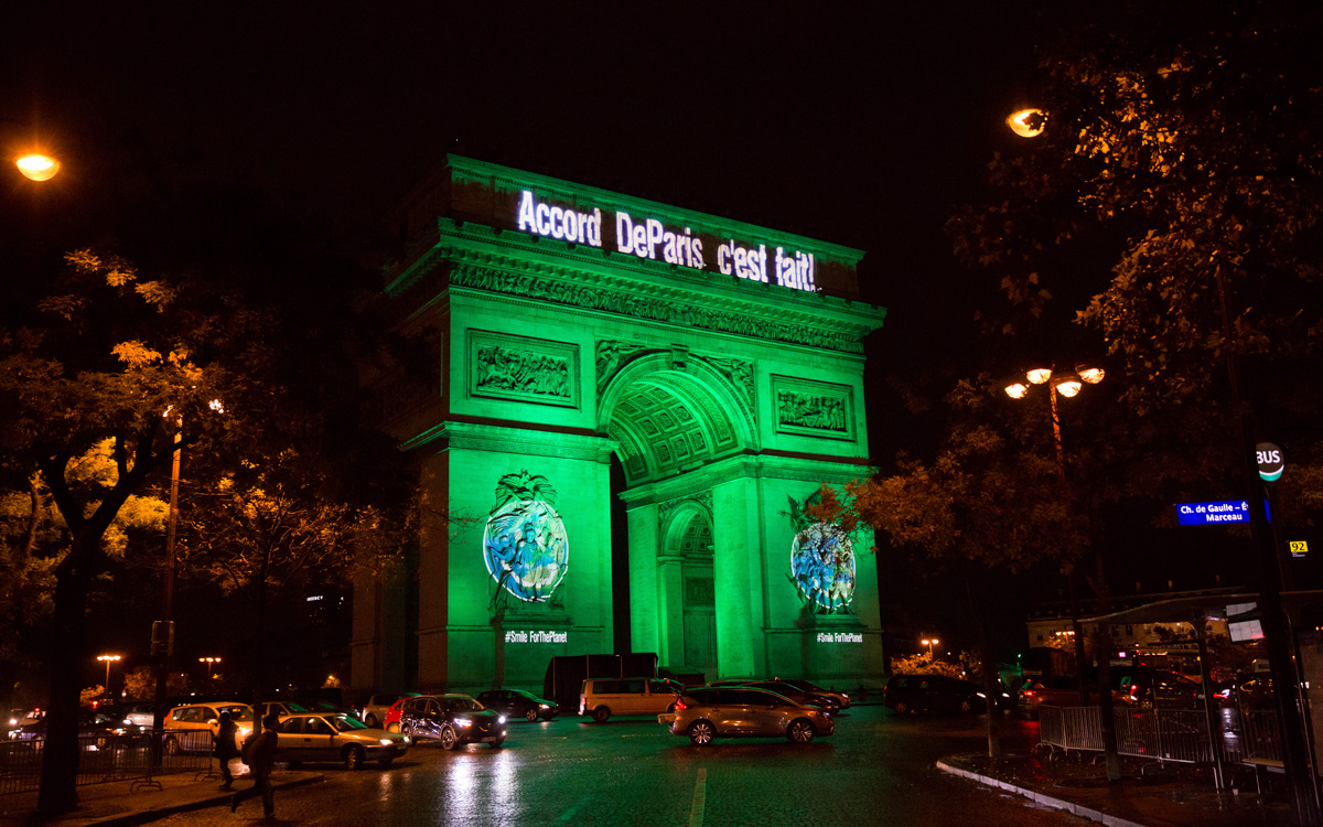 Accord de Paris  COP 21