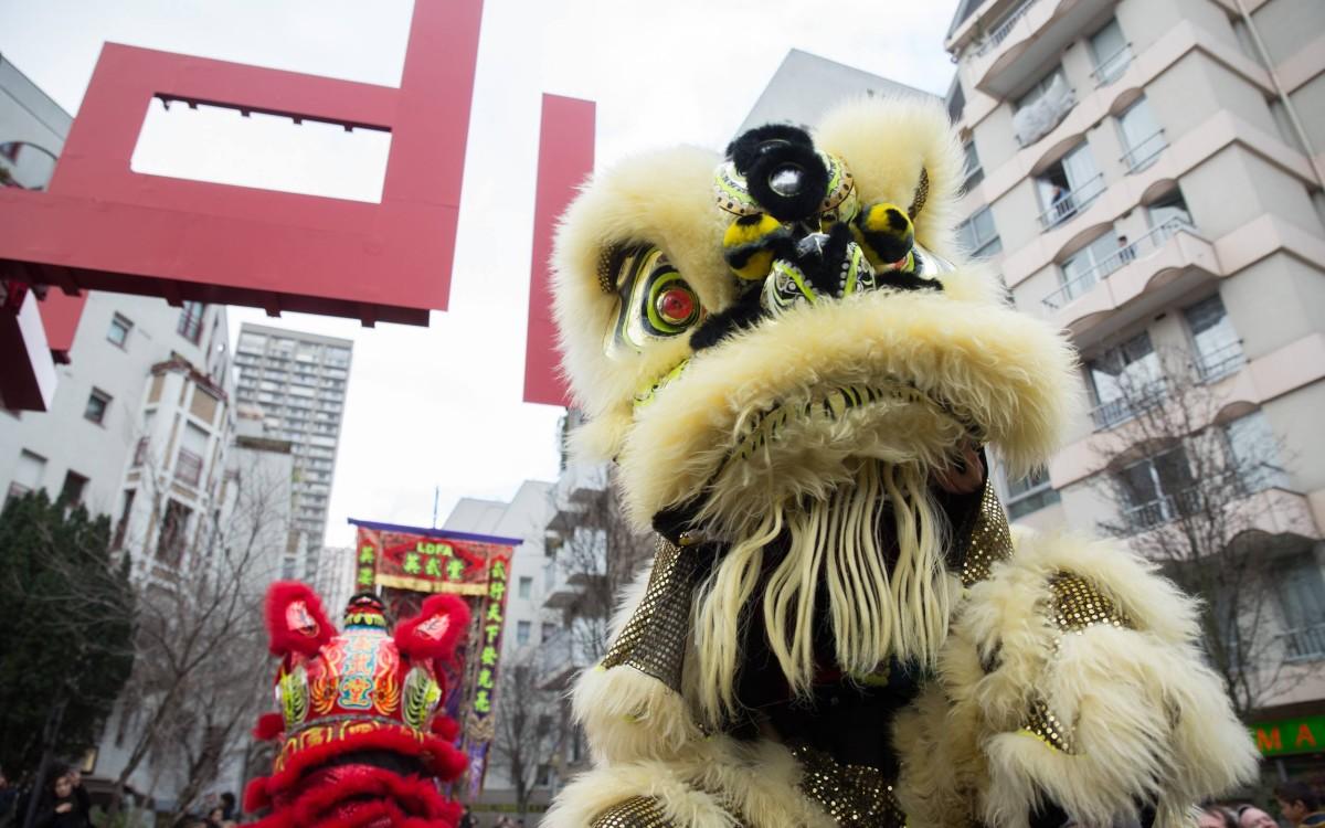 L'Arche de la fraternité à l'occasion du nouvel an chinois