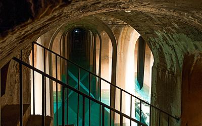 Réservoir d'eau potable de Montsouris