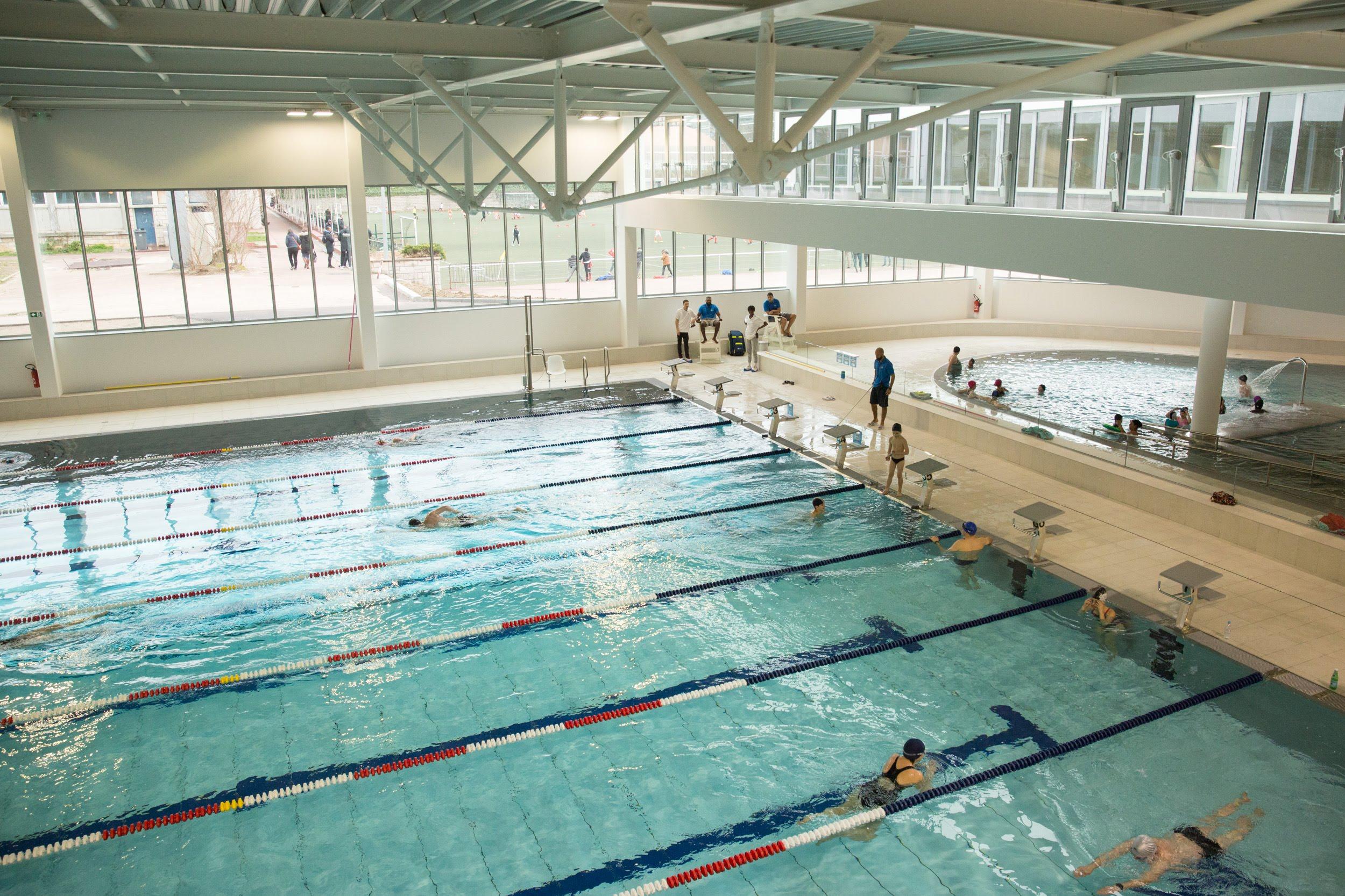 Piscine A Moins De 100 Euros la nouvelle piscine elisabeth ouvre au public - ville de paris