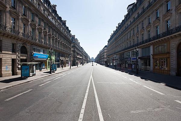 Avenue de l'Opéra 8e