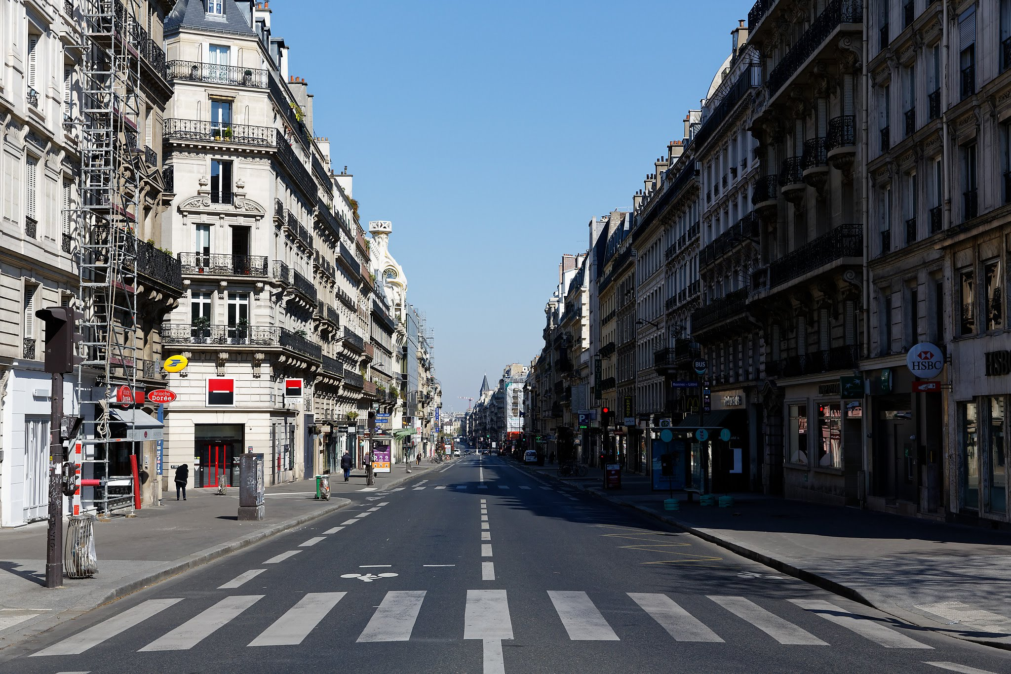 Rue de Rennes 6e