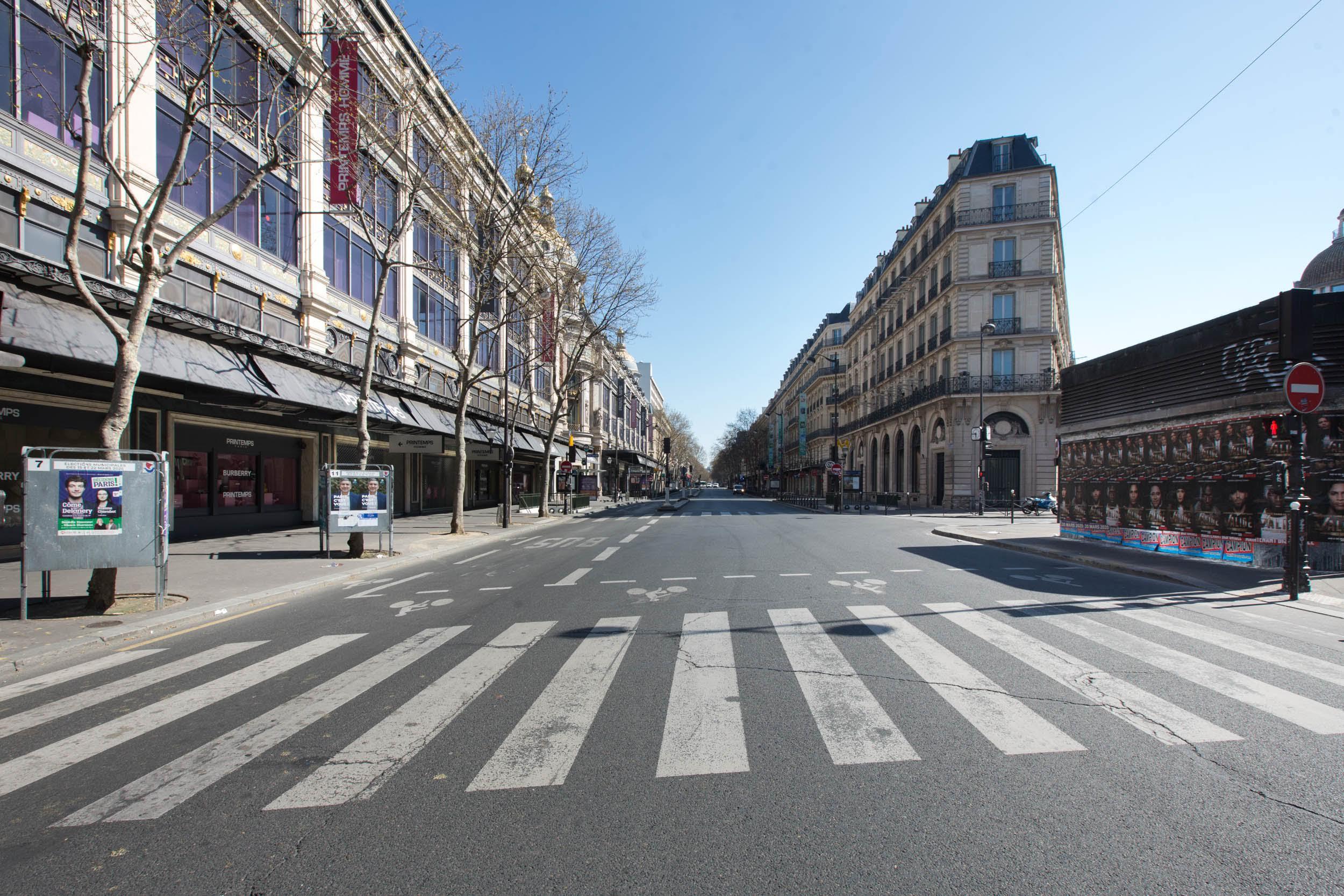 Boulevard Haussmann 8e