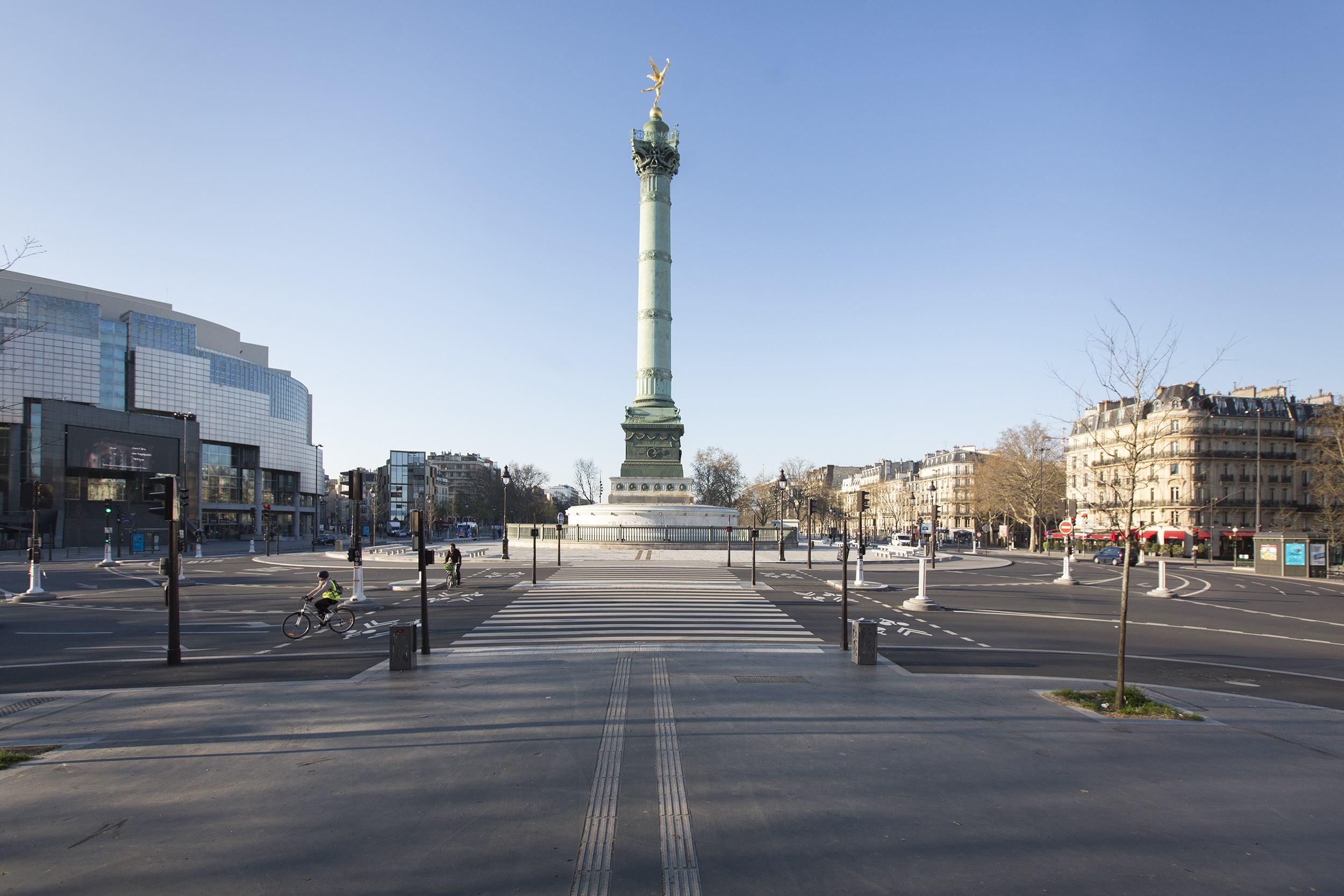Place de la Bastille 11e