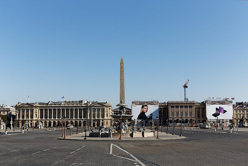 Place de la Concorde 8e