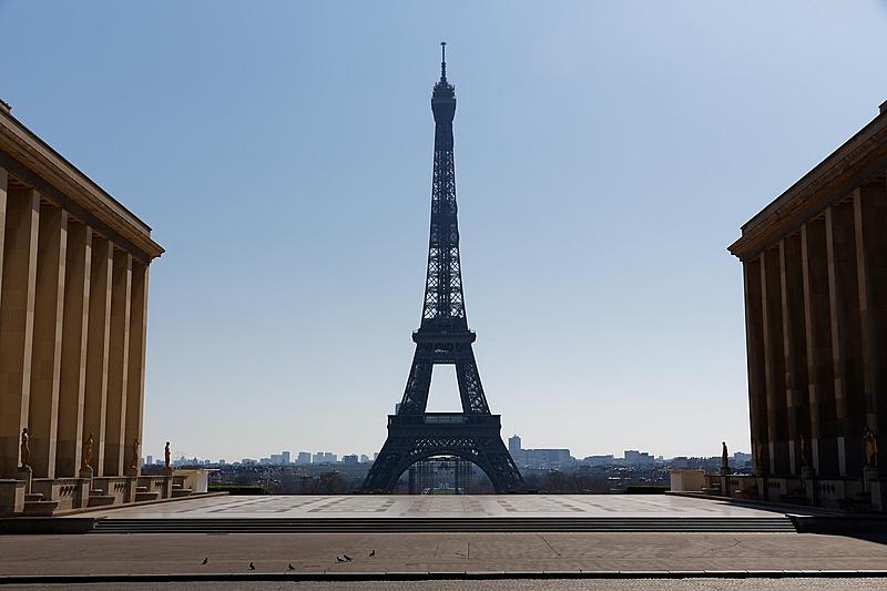 Place du Trocadéro 16e