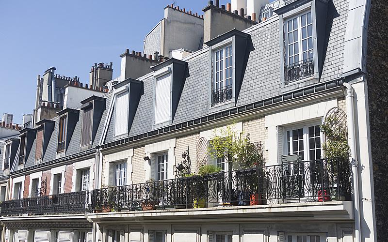 Logements avec un balcon