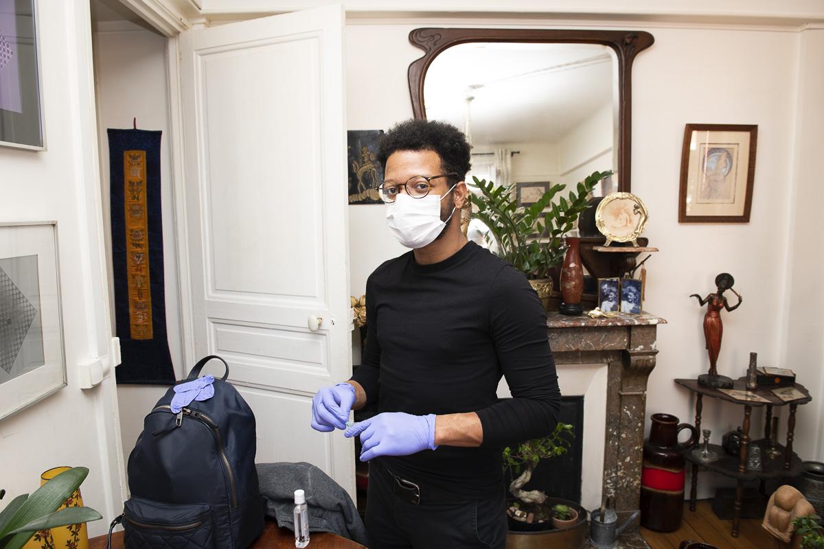 Joshua infirmier à domicile