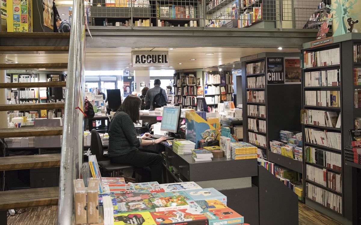 Une Librairie de Paris