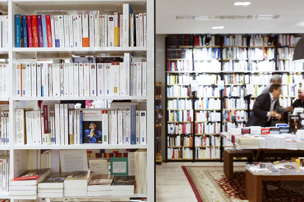 La librairie le Divan - 203 rue de la Convention
