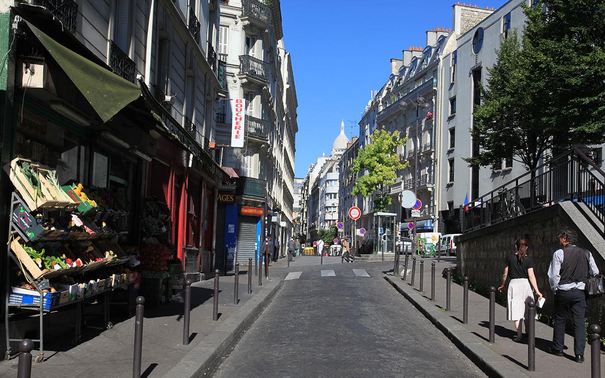 Quartier Goutte d'Or Sud