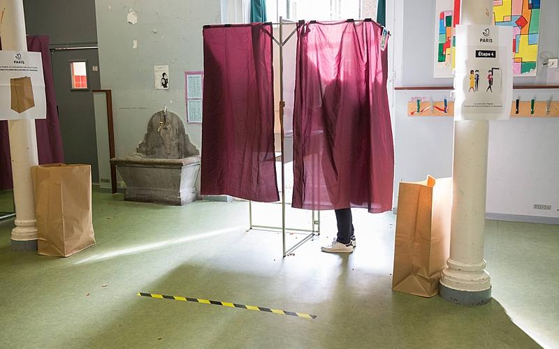 Bureau de vote 4e