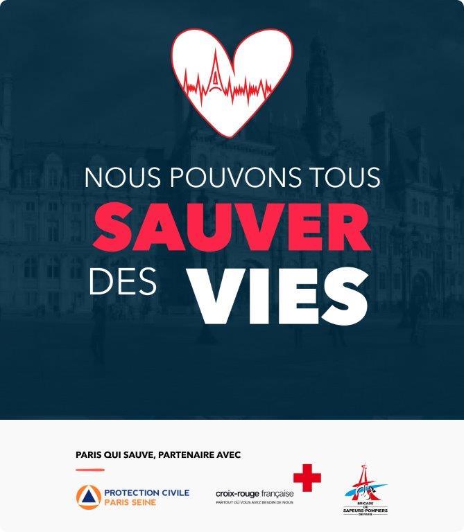 Dispositif Paris qui sauve sur Paris Plages