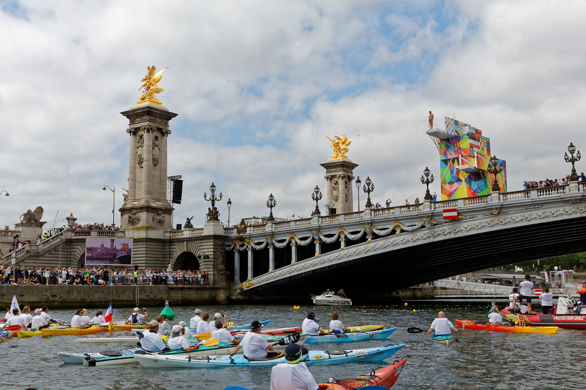 Paris2024 canoé Kayak 7