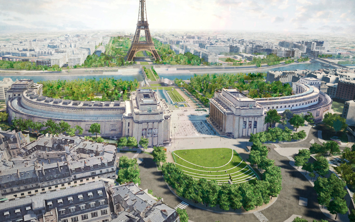Site de la Tour Eiffel