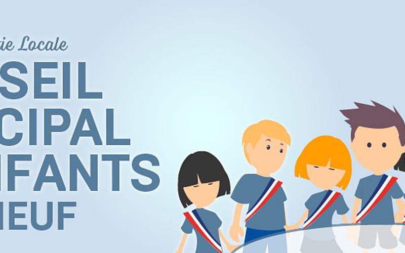 Démocratie Locale - Le Conseil Municipal Des Enfants du Neuf