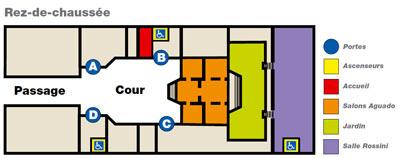 Plan de la Mairie du 9e