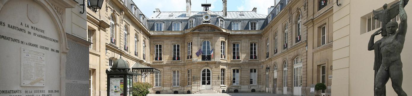 Mairie du Neuf - Paris