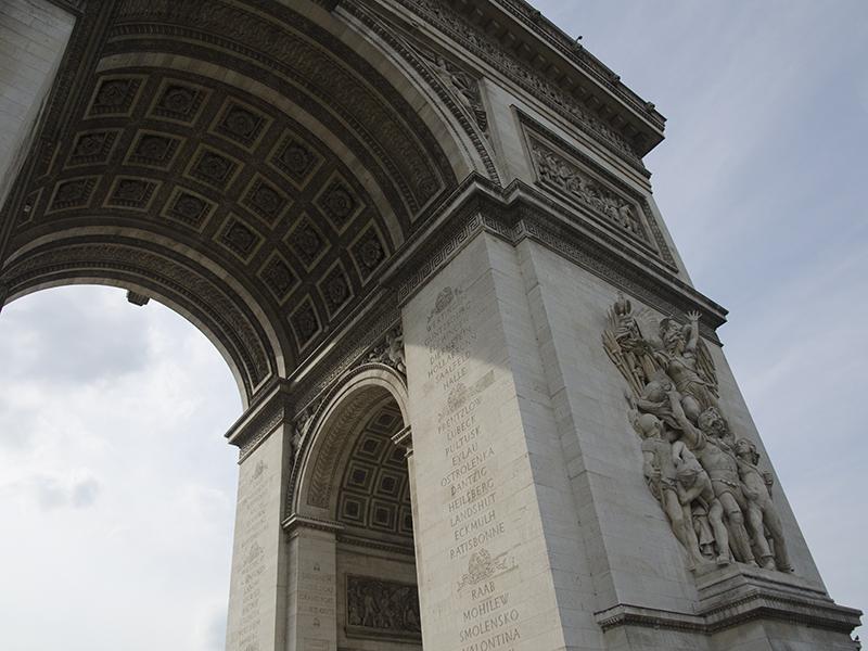 Arc de Triomphe - Paris 8e
