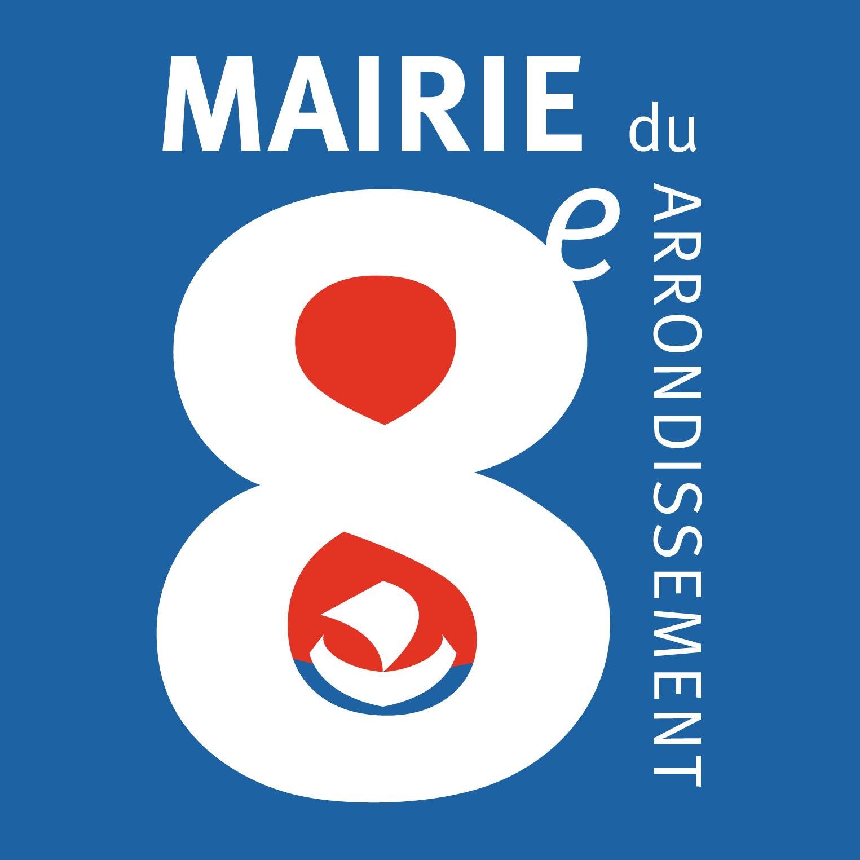 Logo de la mairie du 8e arrondissement