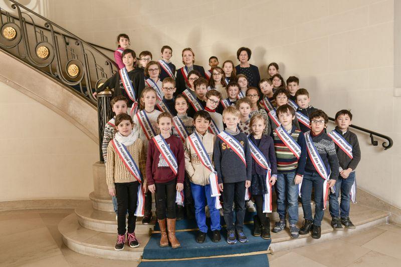 Conseil Municipal du 5e des enfants