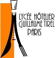 logo lycee hotelier Guillaume Tirel