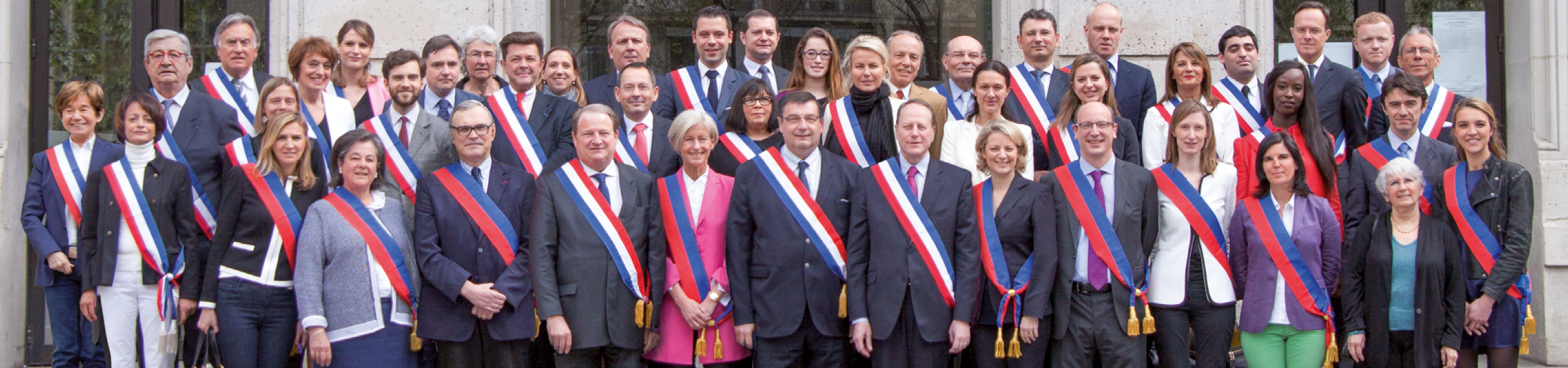 equipe municipale paris 15