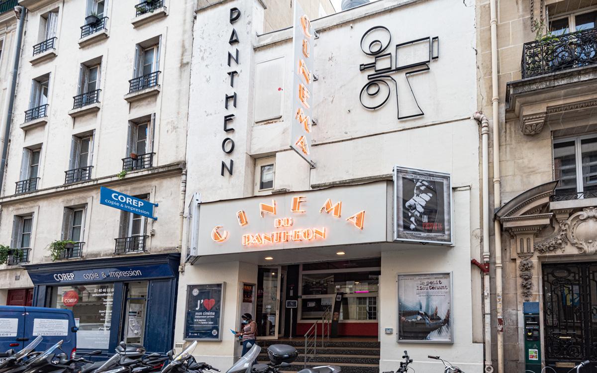 Cinéma du Panthéon, 13 Rue Victor Cousin, 75005 Paris