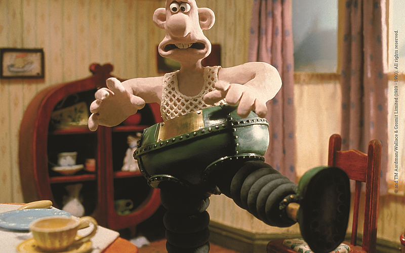Wallace & Gromit Limited (1989 – 1993)