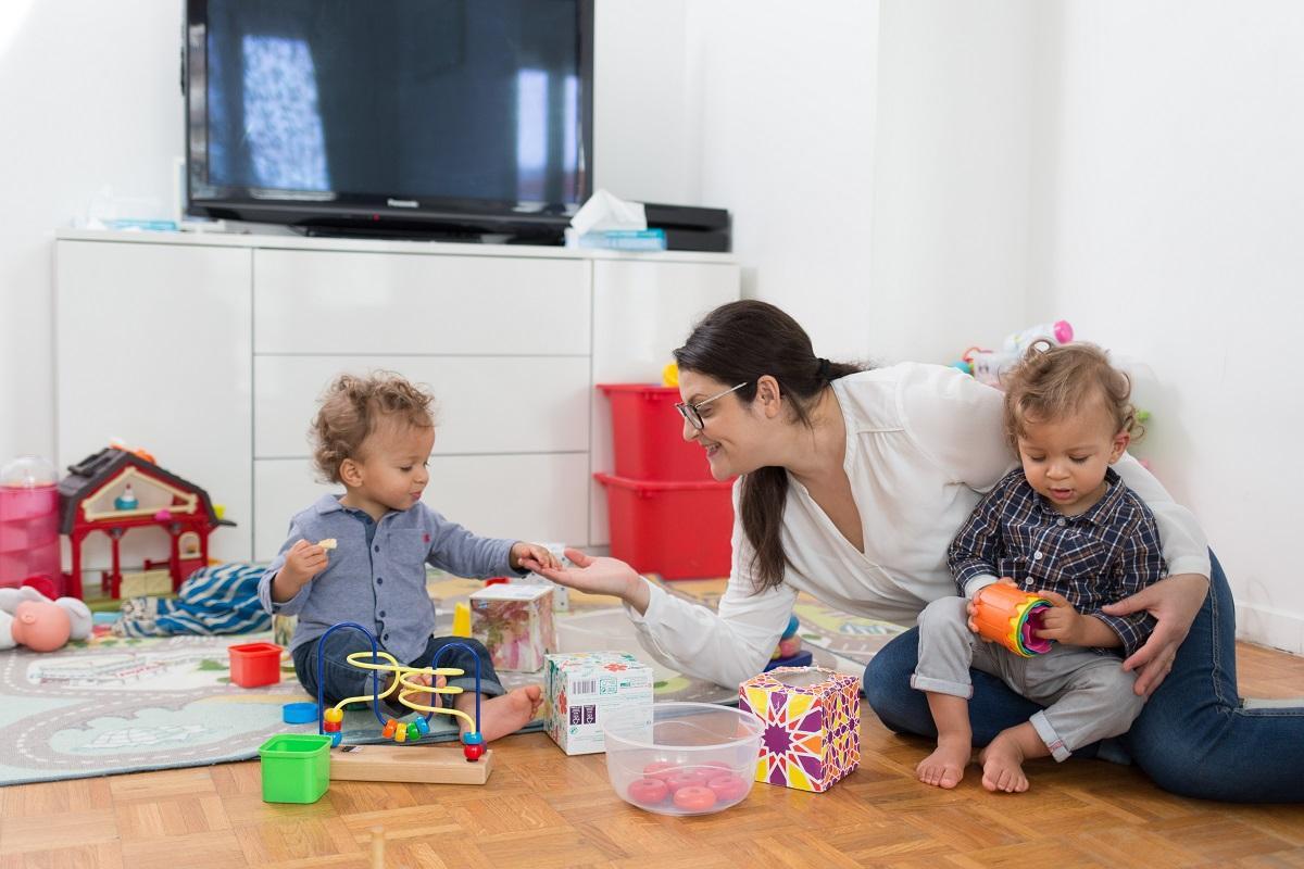 Accueil individuel chez une assistante maternelle