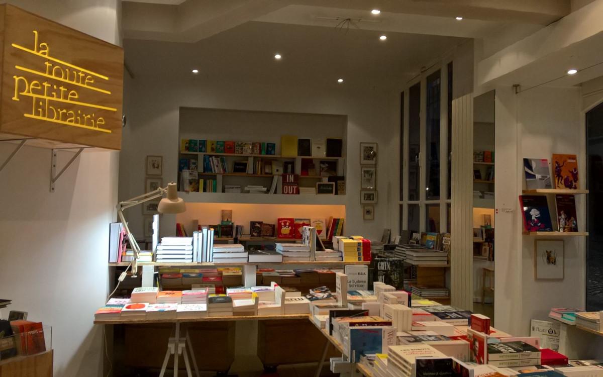 La Toute Petite Librairie 2 Rue Etienne Marey, 75020 Paris